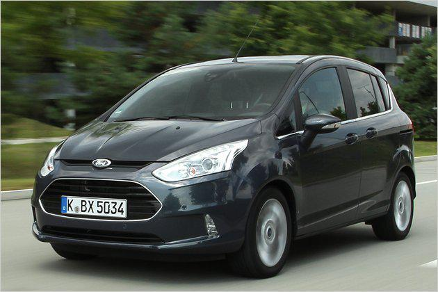 ford b max. Black Bedroom Furniture Sets. Home Design Ideas