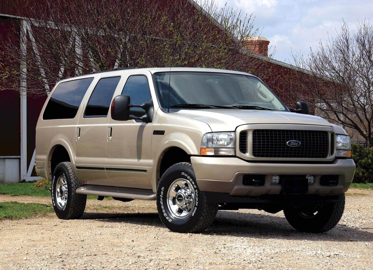 ford excursion. Cars Review. Best American Auto & Cars Review