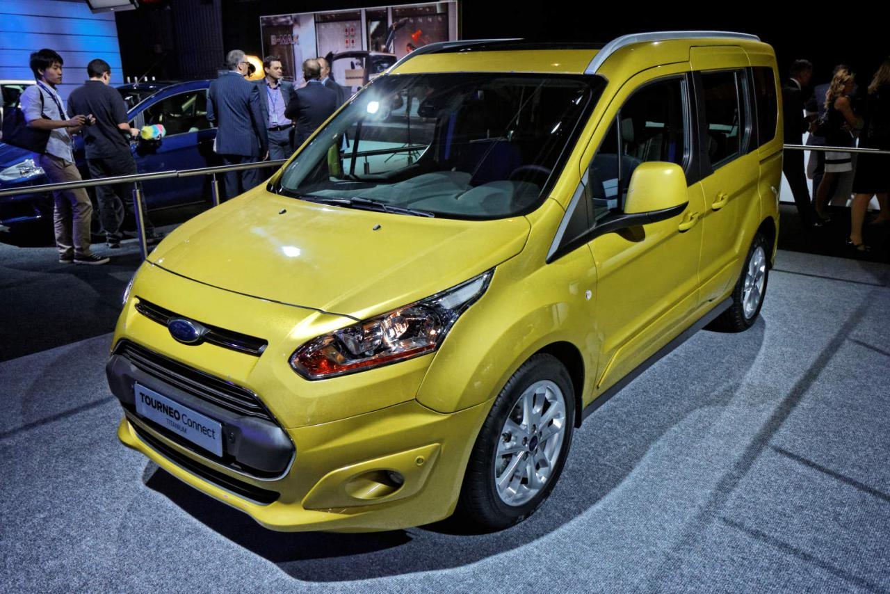 2013 Ford Transit / Tourneo Connect II