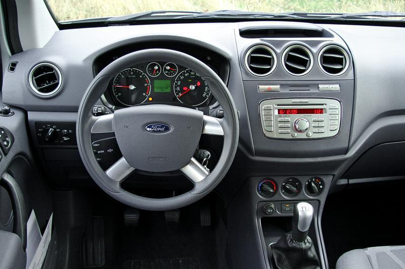 Ford Tourneo Connect. 2010 Ford Tourneo Ford Tourneo