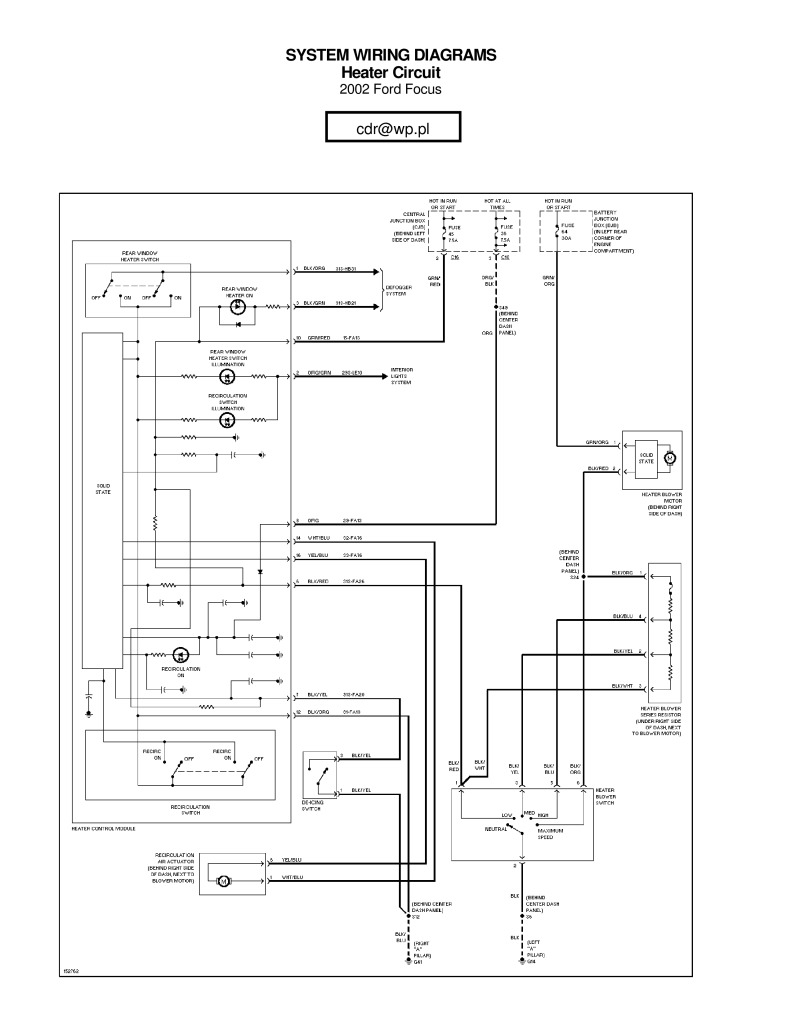 2002 Ford Focus Cooling System Wiring Diagram Wiring Diagram Explained Explained Led Illumina It