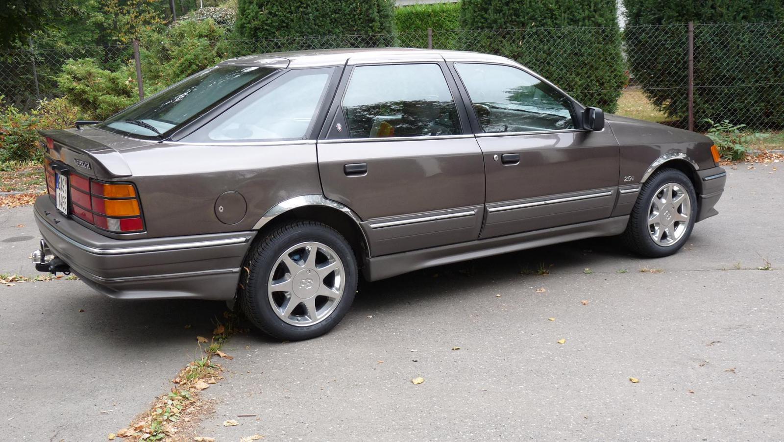 1986 Ford Scorpio 2 9 177 Cui V6 Gasoline 110 Kw 233 Nm