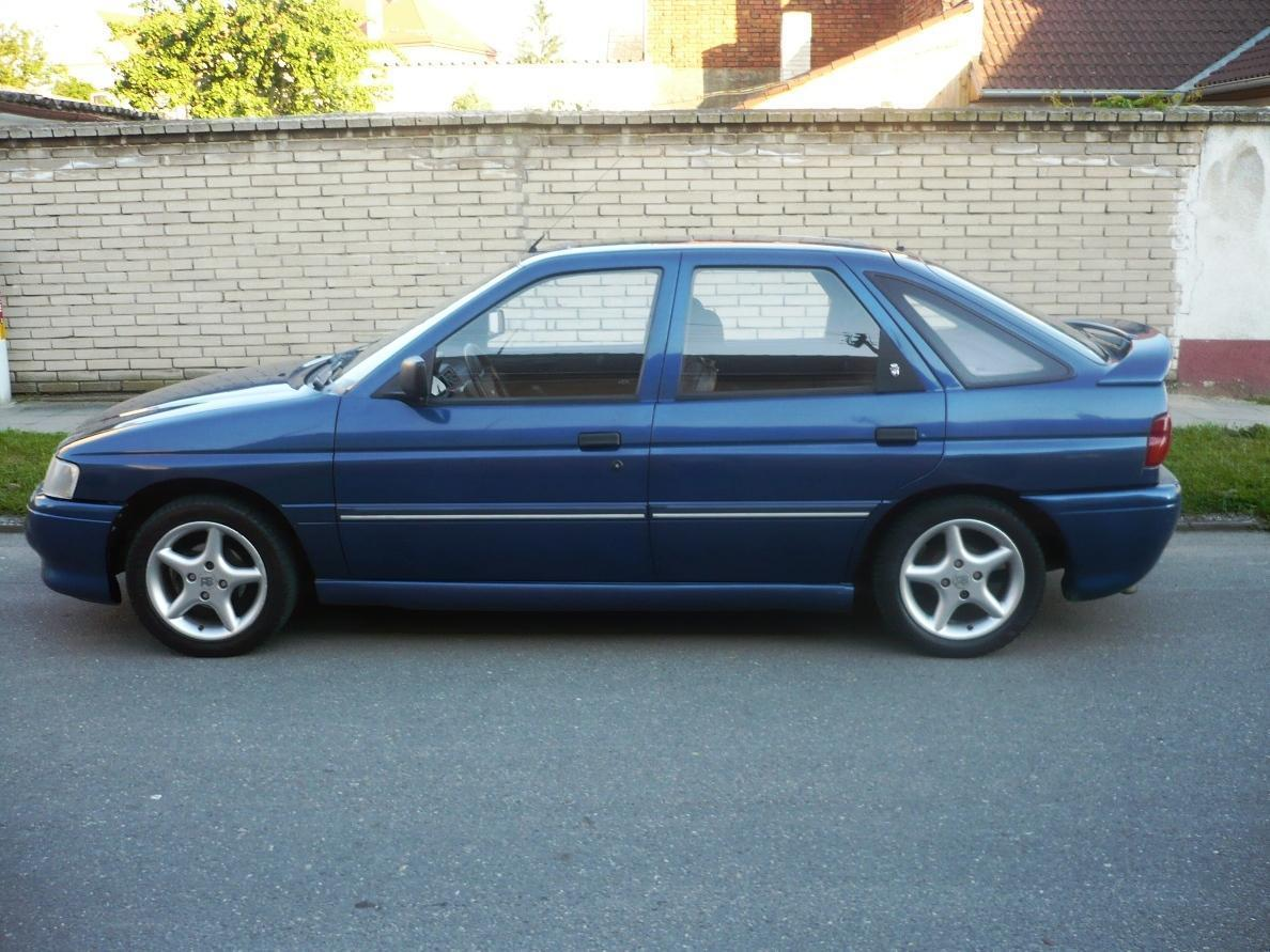 ford escort 1.6 gasolina año 1994