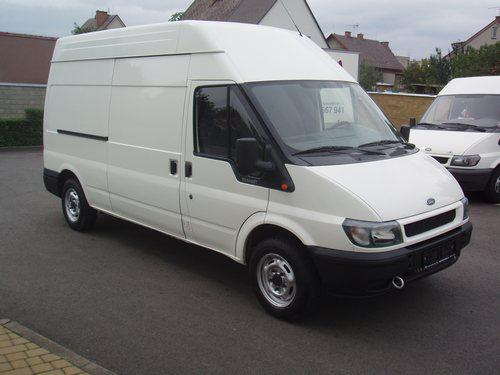 2002 ford transit 2 4 146 cui diesel 66 kw 210 nm. Black Bedroom Furniture Sets. Home Design Ideas